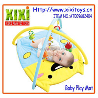 2015 Newest gift cartoon play toys for baby funny baby mat