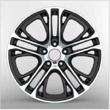 Replica Alloy Wheel/ Auto Wheel Rim fit for bmw X5 X6 (W0206)