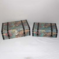 Super Quality Antique Unfinished Wholesale Wooden Box Tray