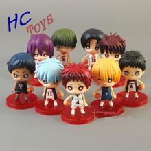 Kuroko's Basketball the basketball which kuroko plays PVC Action Figure Mini Figure Toys