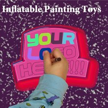 Promotional Painting Toy for Giveaway Events