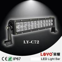 2015 cheapest ! 72W offroad buggy light bar for 4x4 offroad led light bar with CE,ROHS,RMARK