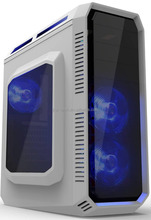 JNP-C851 All-in one good price gaming Desktop PC case with Acrylic panel