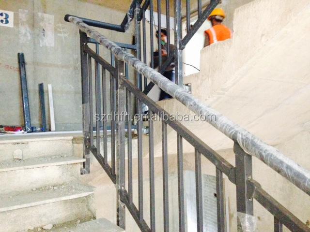Mains Courantes En Plein Air Escaliers Ext Rieure De Fer Garde Corps Pour Escalier