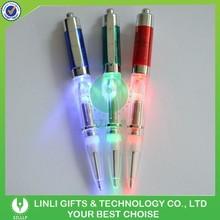 Plastic Promotion Gift Logo Led Pen Light