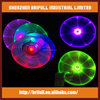 Wholesale cheap plastic led light up frisbee