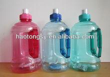 1L / 2L plastic PET bottle with handle