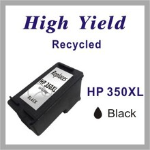 Replacement for HP 350XL (CB336) and 351XL (CB338) Inkjet Cartridge