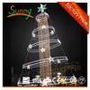 LED garden lighting super bright christmas decorations giant christmas trees light