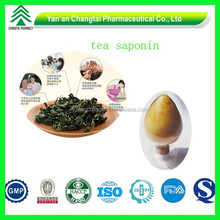 Tea Saponin Powder 60% purity CAS:8047-15-2