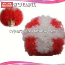 Wholesale hair wig,cheap colourful party wigs korean wigs sale