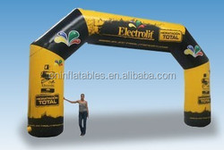 advertising inflatable arch for event equipment