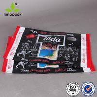 heat seal 1000g plastic printing coffee bag