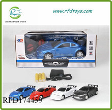 Hot sale rc 4ch simulation car without battery racing car rc toy car