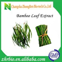 Pure Natural High Quality GMP Bamboo Leaf Extract 10% Bamboo Leaves Flavonoids