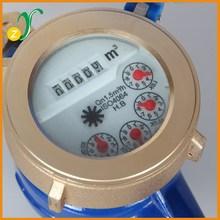 multi jet dry type water meter PN16 bar