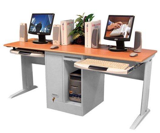 Two Person Computer Classroom Desk - 33.8KB