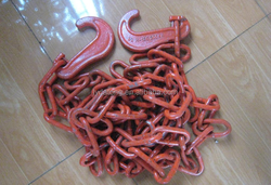 DaTong Dog chain with knotted design zinc plating