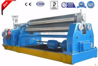 W11 12x2500 roller machine price,specification for sheet rolling machine