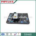 Generador diésel avr SX460 ac, con regulador de tensión, estabilizador de voltage y piezas automáticas. Generador con regulador de tensión