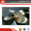 High speed fixed pitch marine bronze propeller
