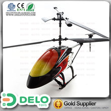 Brinquedos de importação da china diecast 3.5CH 3.7 v bateria helicóptero rc 1000 mah acima com luz DE0198002