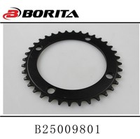 2015 customized borita bicycle parts alloy bike chainring 36T bicycle chainring