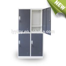 multi puerta de acero de metal ropa de bebé de un armario ropero de gabinete