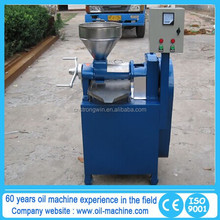 High output oil rate small cold press oil machine with good quality for vegetable seed