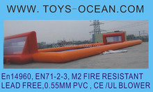 inflatable soap football arena /inflatable soccer arena/inflatable soccer arena for sale