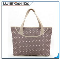 Durable Polyester Baby Bag, Mummy Nappy Tote Handbag