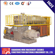 Hot sale! Small used clay brick making equipment, used brick making machine