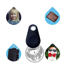 Factory wholesale Anti-lost Alarm gps key finder, bluetooth GPS tracker, Smart key finder for kids,child, old, wallet, luggage
