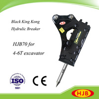 Building Construction Tools and Equipment / Road Construction Equipment Hydraulic Breaker