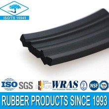 extrude rubber