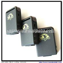 Mini Personal GPS Tracker Chips for Child /Kids TK102 gps antenna