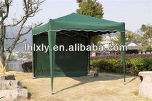 used pop up portable canvas aluminum waterproof gazebos for sale