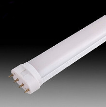 smd5630 18w 2g11 led tube lamp with 4-pins, 40w fluorescent pl tube replacement
