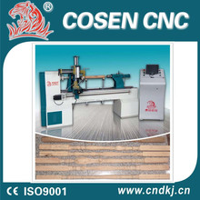 single spindle wood furniture factory equipment cnc lathe machine for making windsor Chairs