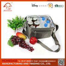High Quality Insulated Cooler Bag,Insulated Lunch Cooler Bag,Portable Wine Cooler Bag