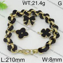 2015 New Arrive leather thong bracelet
