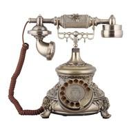 The latest European rotating disk antique retro phone