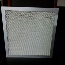 Filton Aluminum Without Separator HEPA Air Panel Filter
