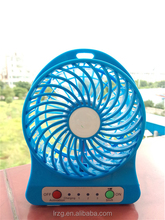 Solar Camping Fan,Solar Powered Outdoor Fan,USB for mobile charge solar rechargable fan