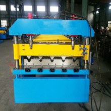 Metal Floor decking roll forming machine / Floor deck roll forming making machine