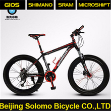6 Mustang bike cheap frame alloy 27 speed mountain bicycle