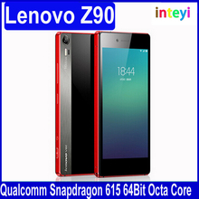 Original Lenovo Vibe Shot Z90-7 Smartphone 4G LTE Mobile Phone Qualcomm Octa Core Android 5 Lollipop 3GB RAM 32GB ROM 5 inch 108