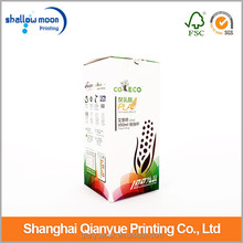 China factory manufacturer paperboard paper box packaging .