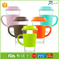 plastic glass bottle glass bottle manufacturer and silicone cover
