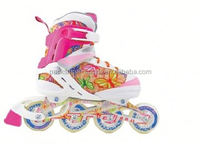 New ajustable skates shoes professional